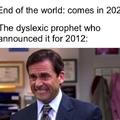 stupid dyslexia