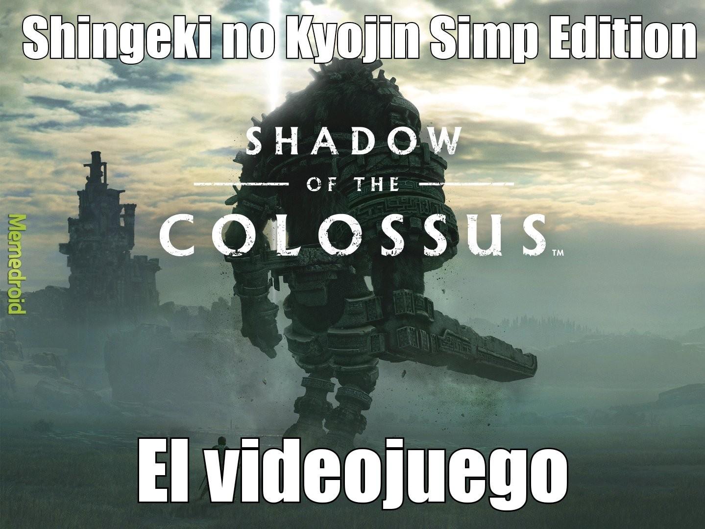 Los que comprendan la historia del videojuego entenderán xDDD - meme