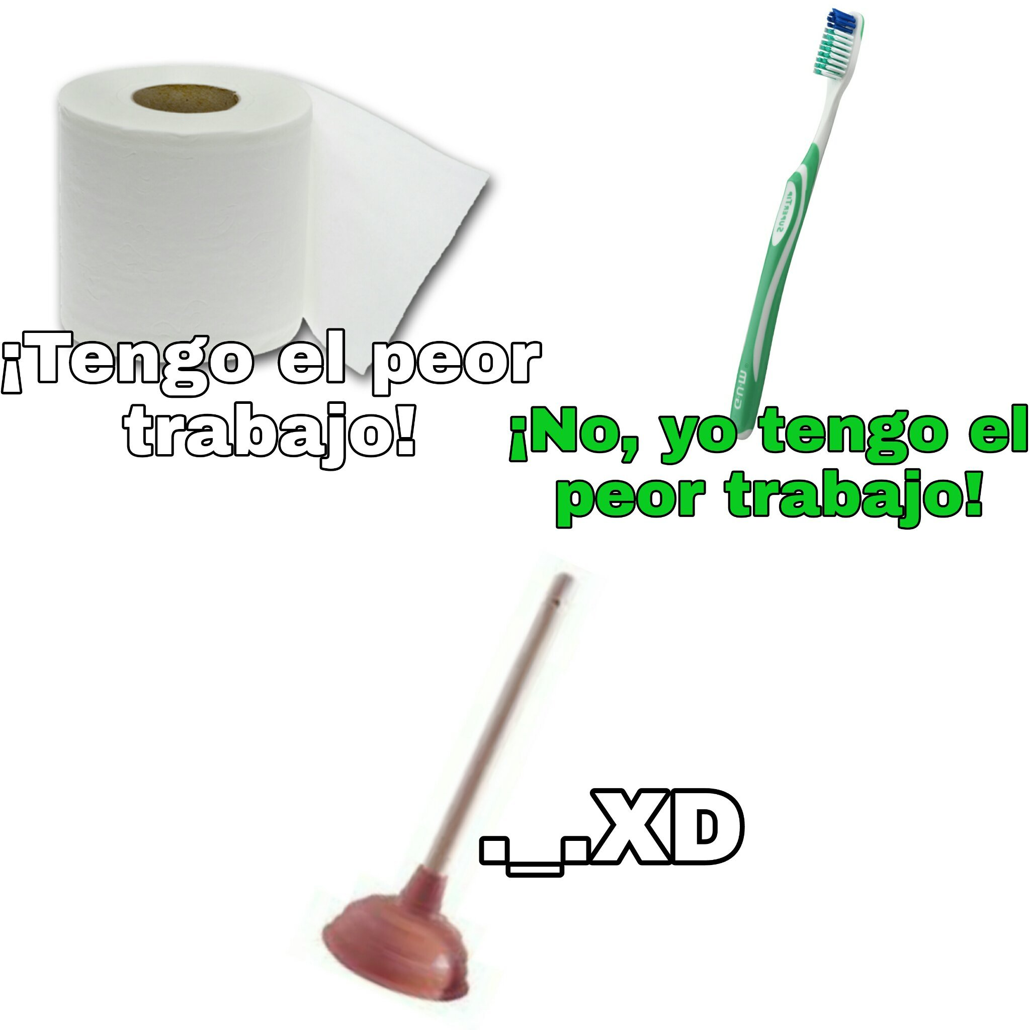 Pobre Objeto - meme