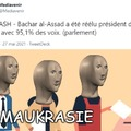 la Syrie Be like :