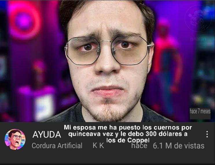 Pobre Juan ::tristezacara:: - meme