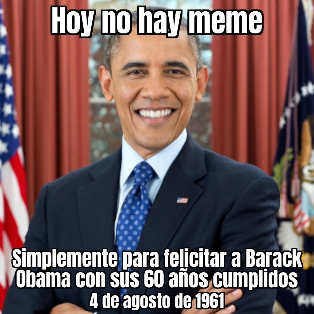 La primera vez que no subo algo que no es un meme, pero cualquier cosa por el expresidente (*-*)7