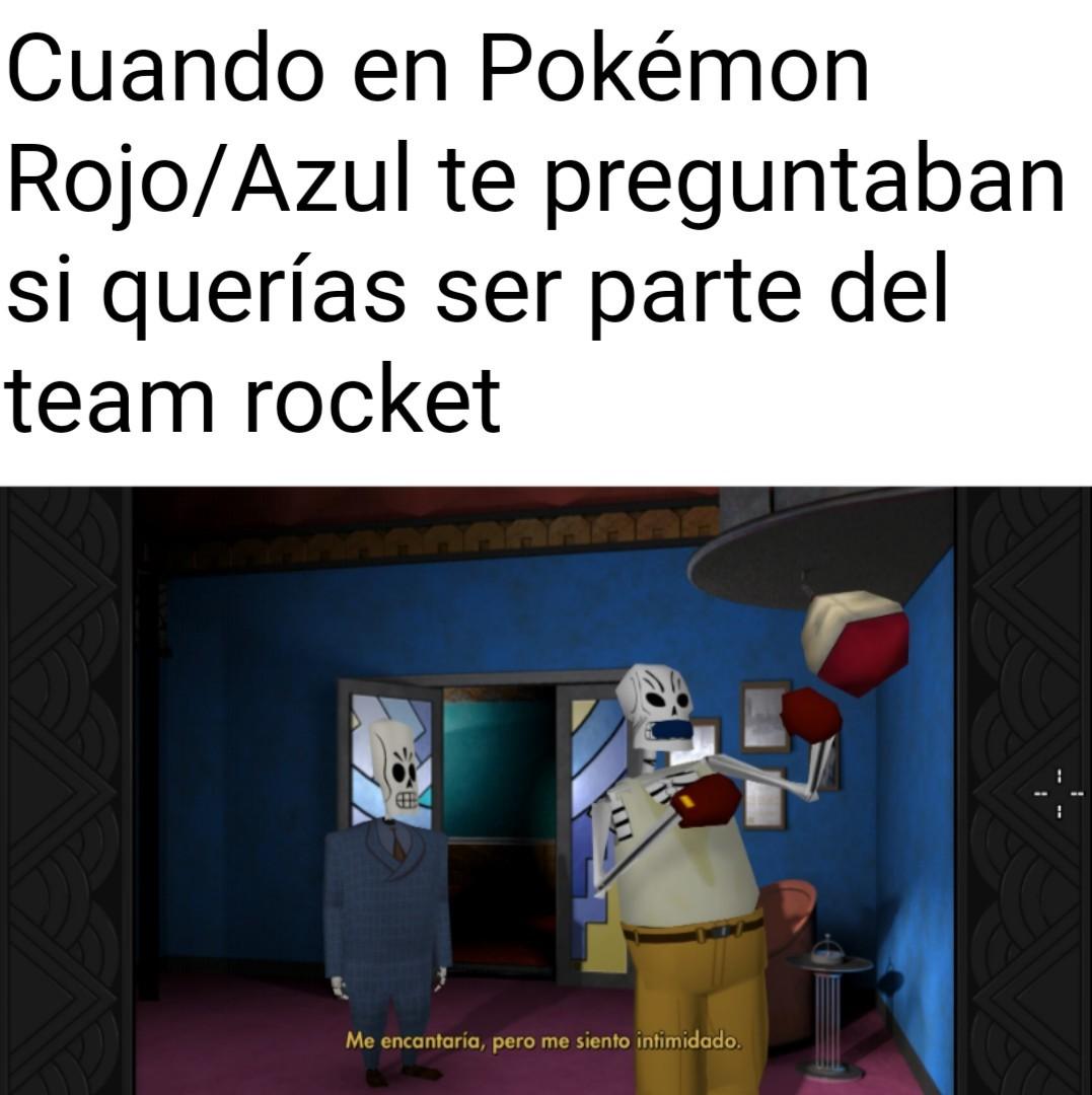 El macabro fandango - meme