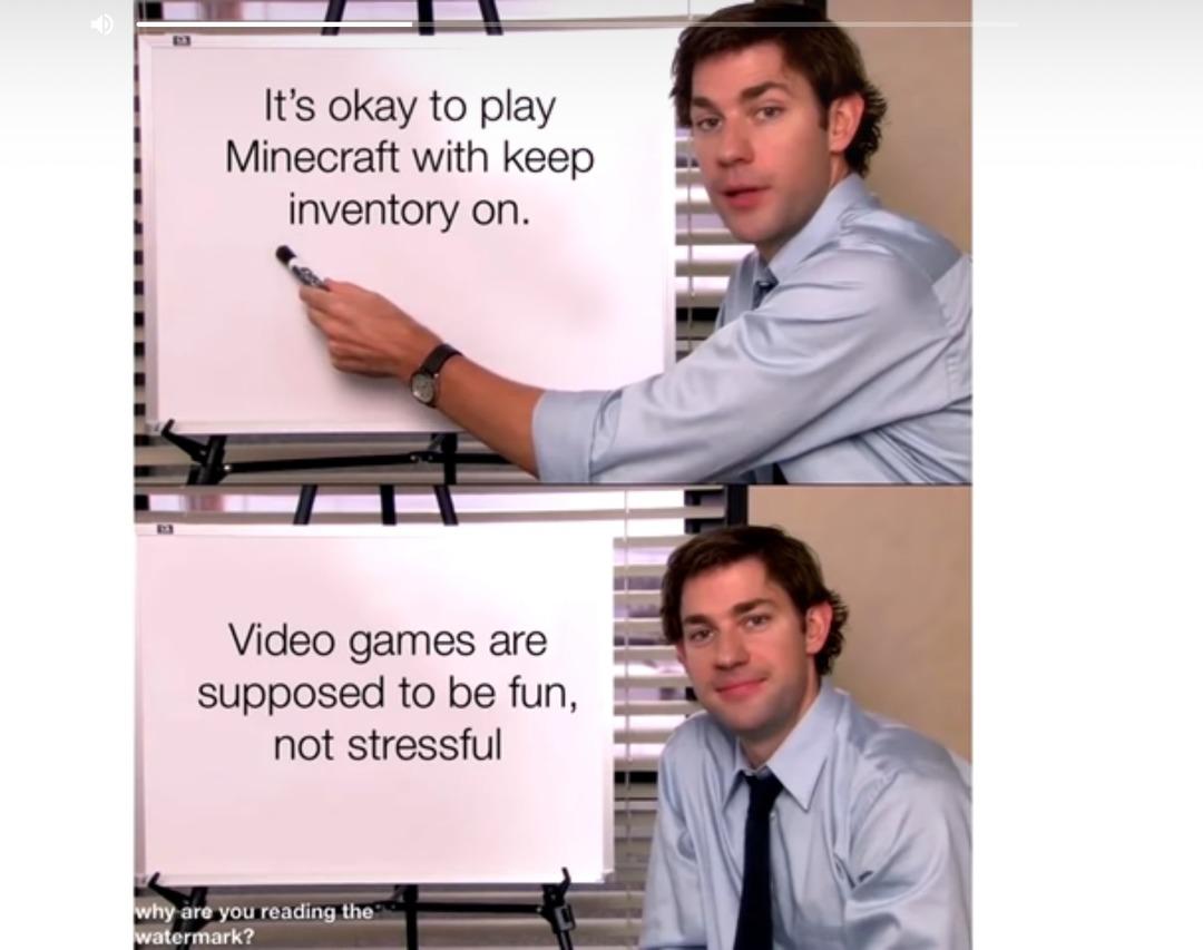 stop reading it! - meme