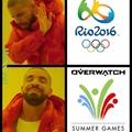 Overwatch is lit