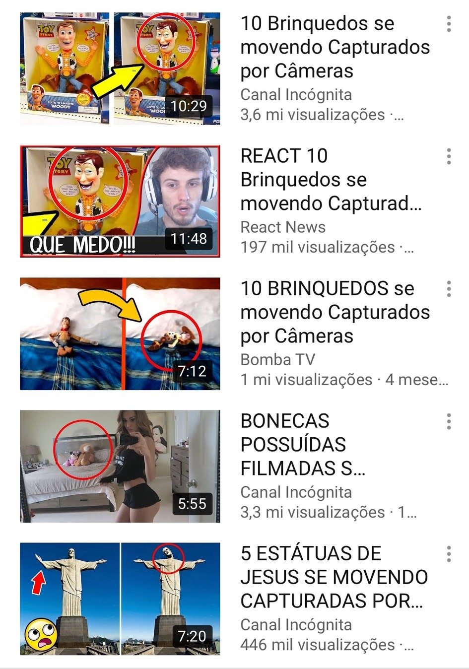 desisto do YouTube - meme