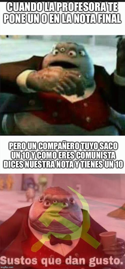 Sustos - meme