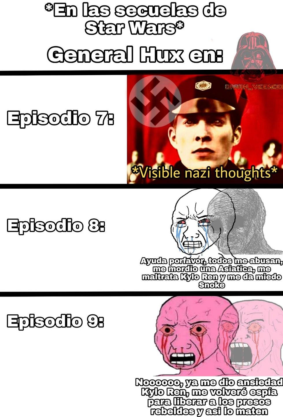 Hux - meme