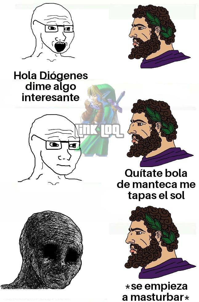 Alto capo - meme