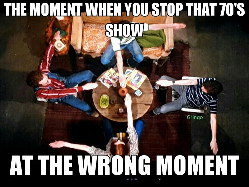 Timing is everything.. - meme