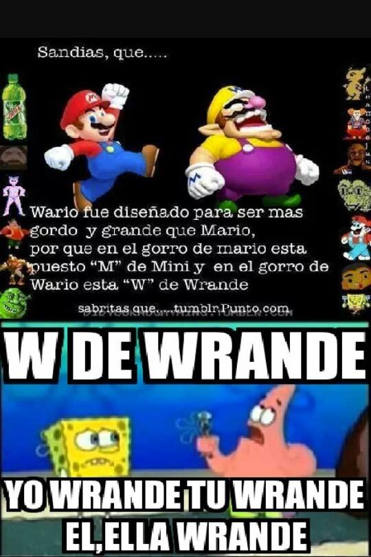 Wrande - meme