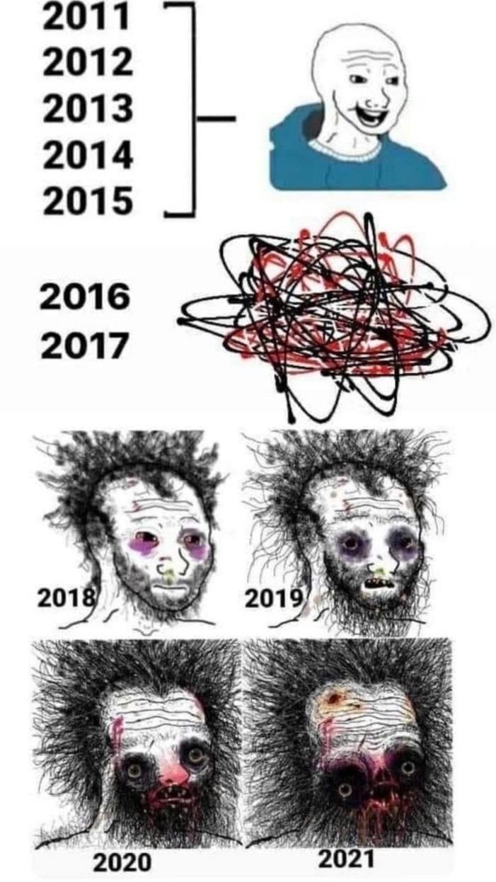 Bygone - meme