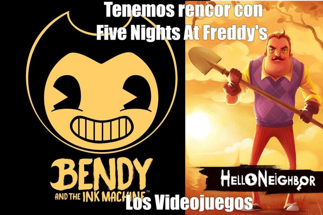 Ambos Muertos, five nights at freddy's nunca tendra ningun rival - meme