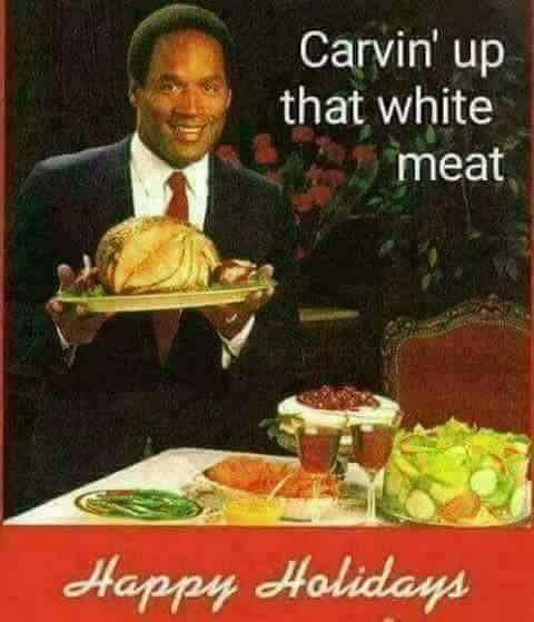 Mmmmm turkey - meme