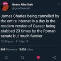 I think that James Charles is gay