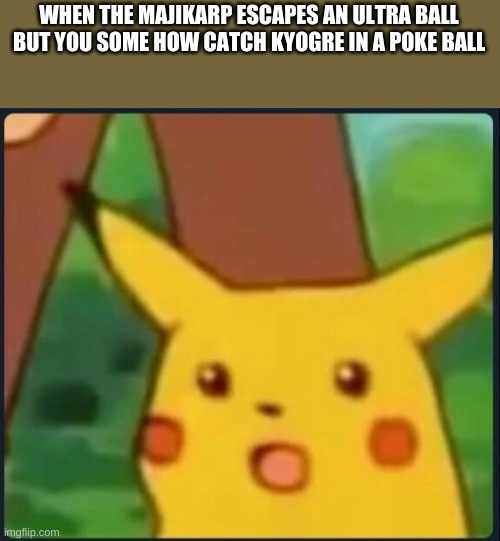 deal with i pika - meme