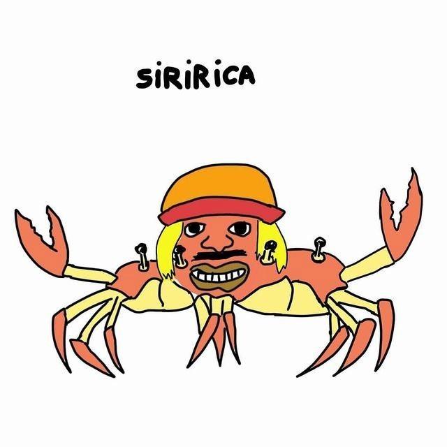 SIRIRICA - meme