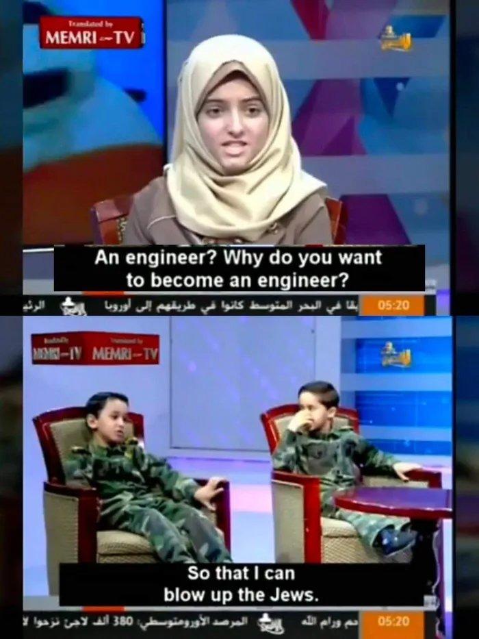 Islamic engineering - meme