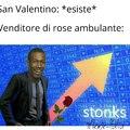 Volere tu una rosa?