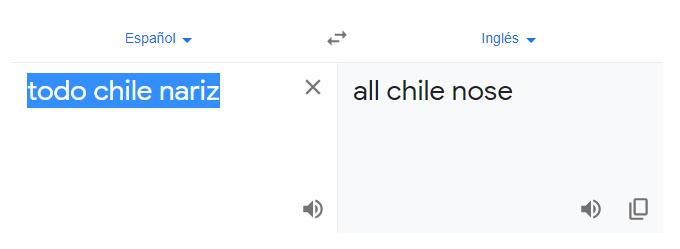 Yo pensaba que Google sabia mas - meme