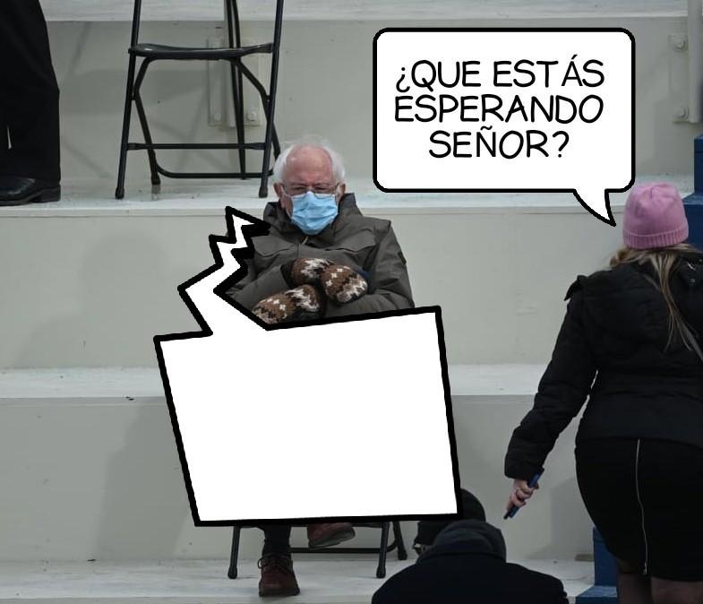 Plantilla Gratis - Recién Salido Al Horno - meme