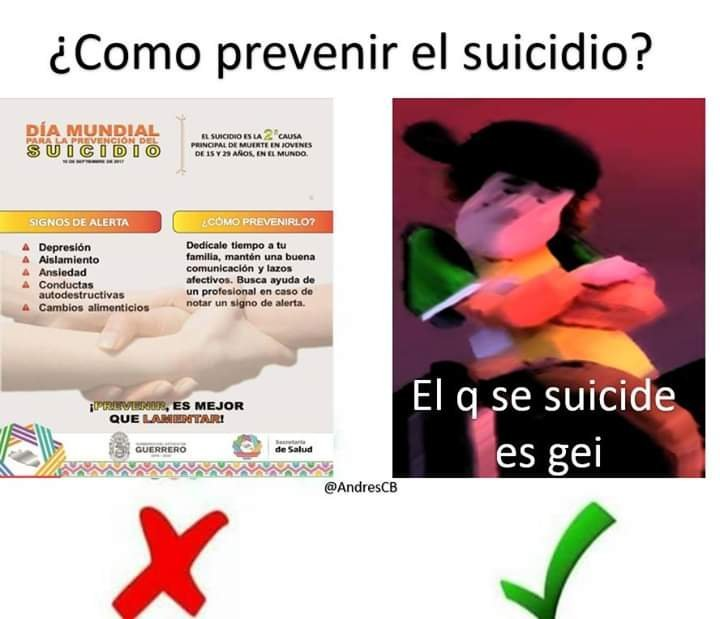Prevencion - meme