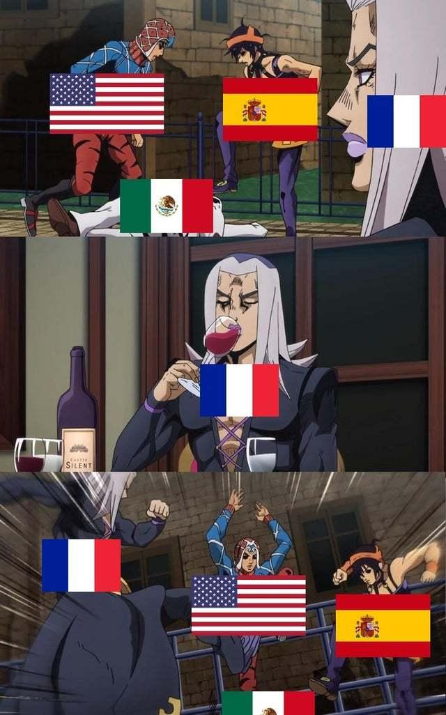 OOF man - meme
