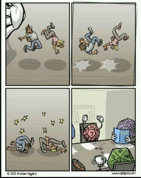 Univers parallèle - meme