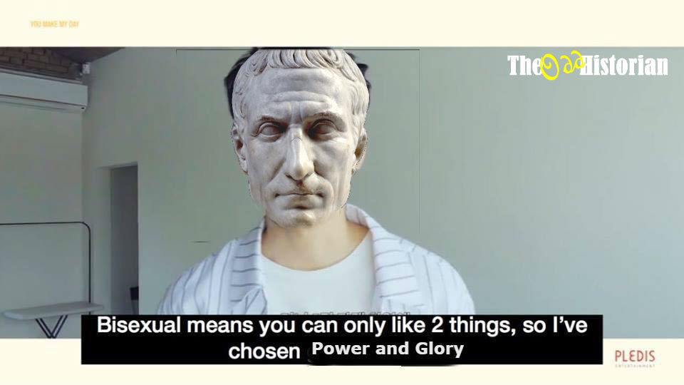 Caesar did nothing wrong - meme