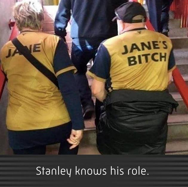 Stanley - meme
