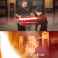 gauchos meme - patotinhadosmemes