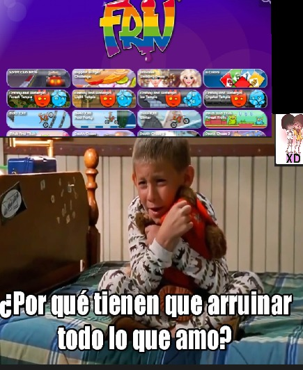 PINCHES PROGRES DE MIERDA - meme