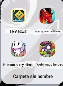 Reveal de mis juegos - meme