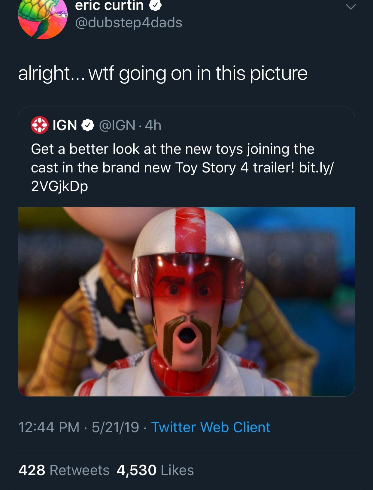 that kind of toy - meme
