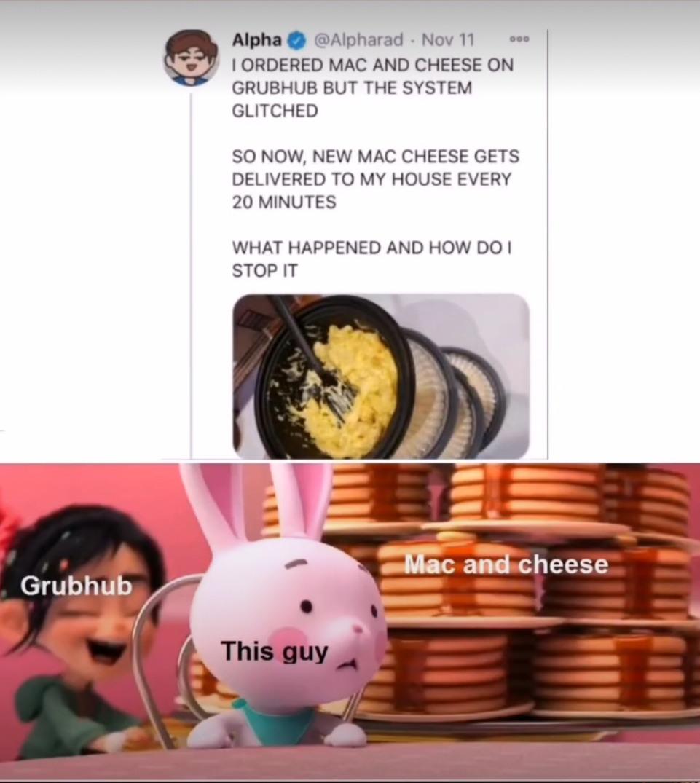 Yummy Cheese - meme