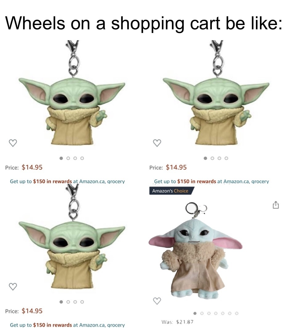 May the 4th (wheel) be with you - meme
