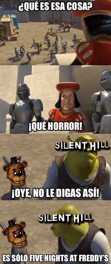 :v FNAF SOBREVALORADO - meme