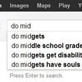 Really Google?