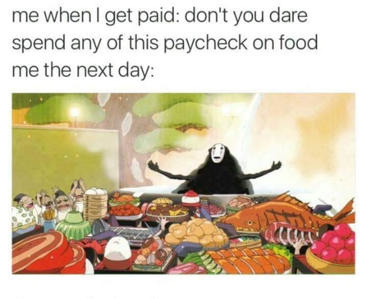 Gluttony at its finest - meme