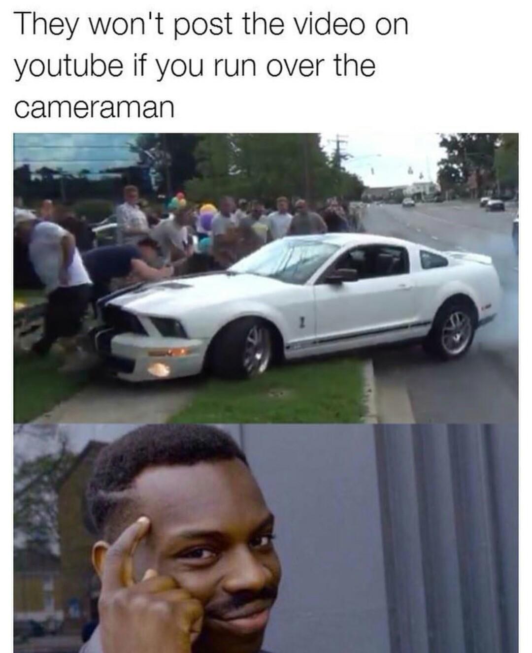 Mustang - meme