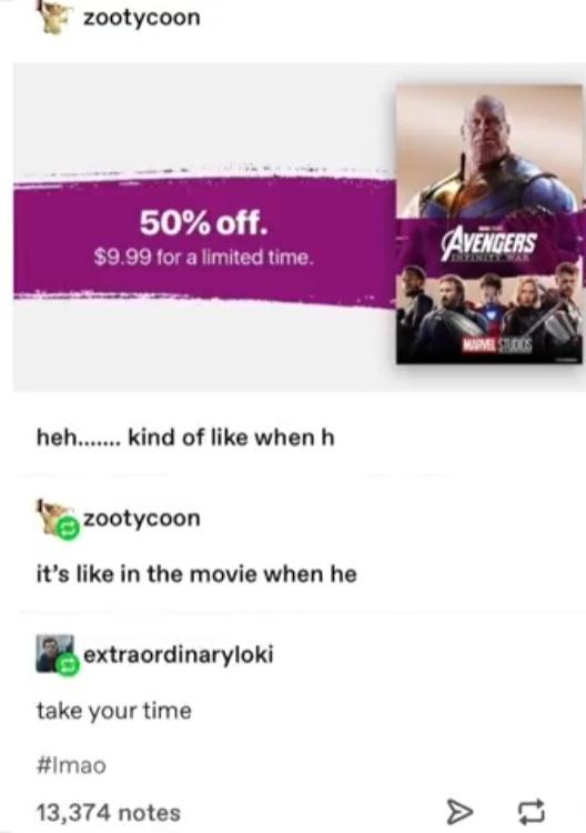 Thanos meme Thanos meme