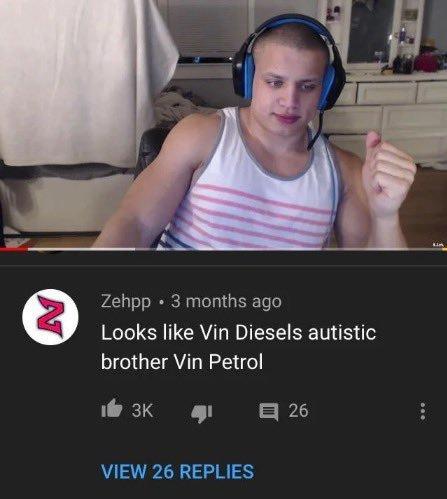 Vin petrolll - meme
