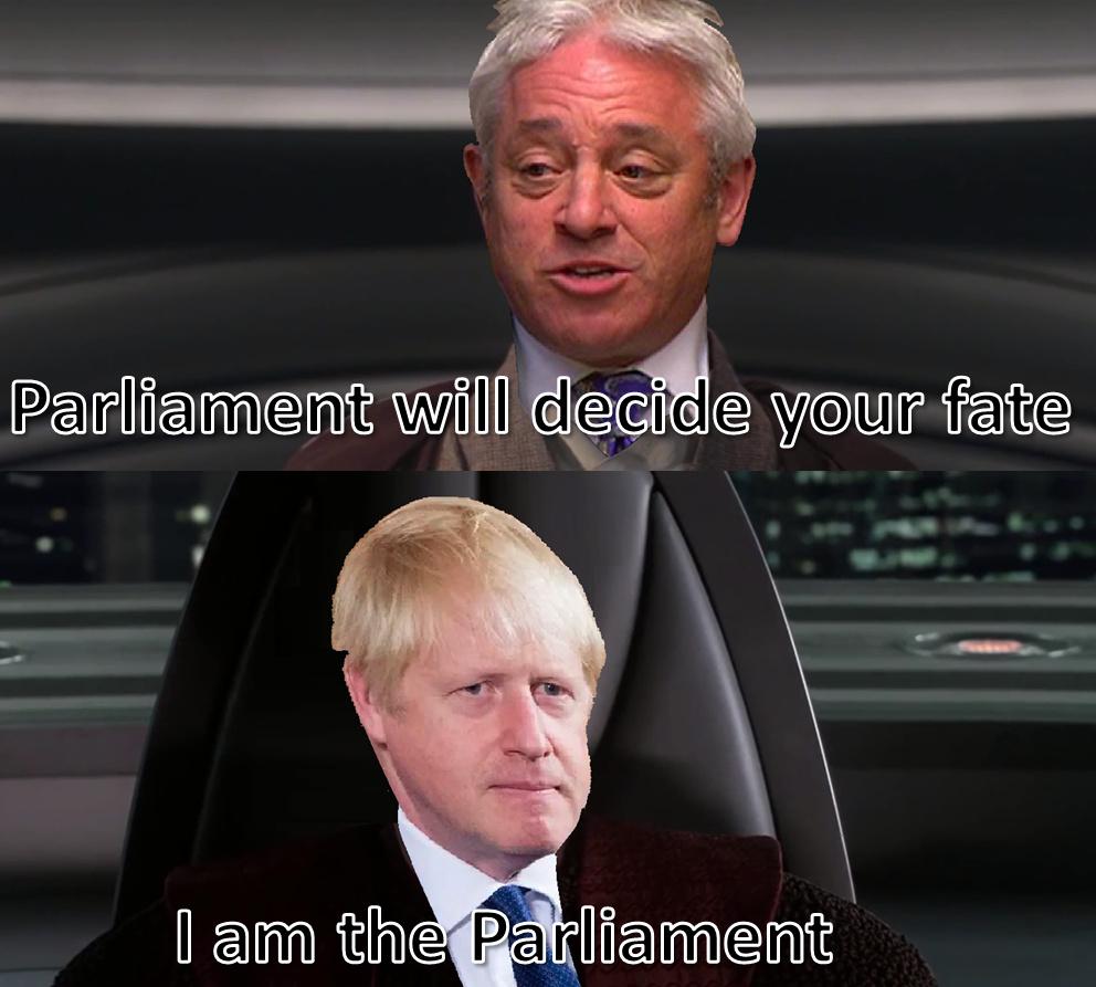 Emperor Boris - meme
