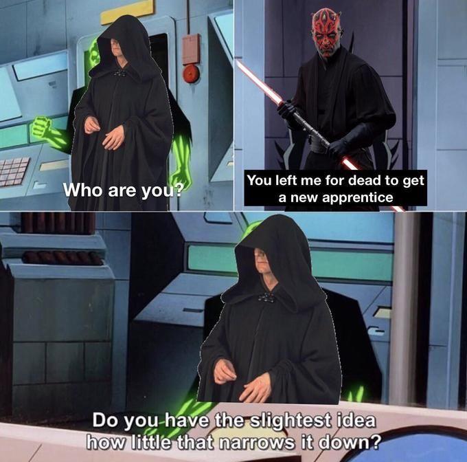 maul is back season 7 - meme