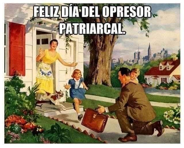 feliz Día del padre! - meme