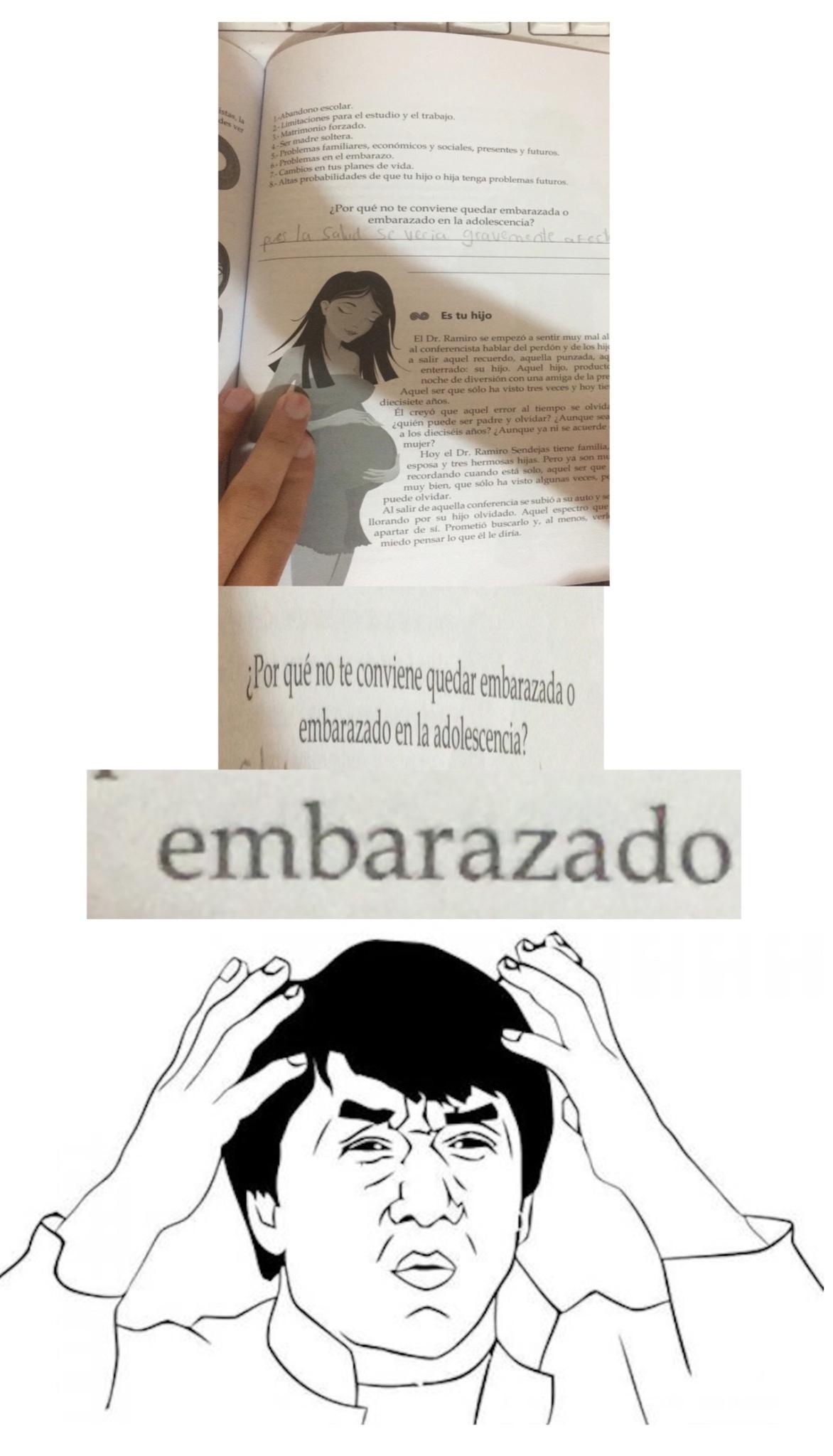 """Instrucciones: No comentar """"mucho texto"""",ignorar la inteligencia de mis docentes,(opcional) hacer un poco de zoom,ignorar que usé un meme del 2010 y comentar """"repost"""""""