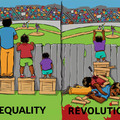 Equality vs Revolution