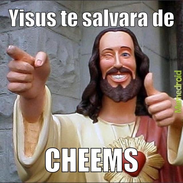 Jesus pro - meme