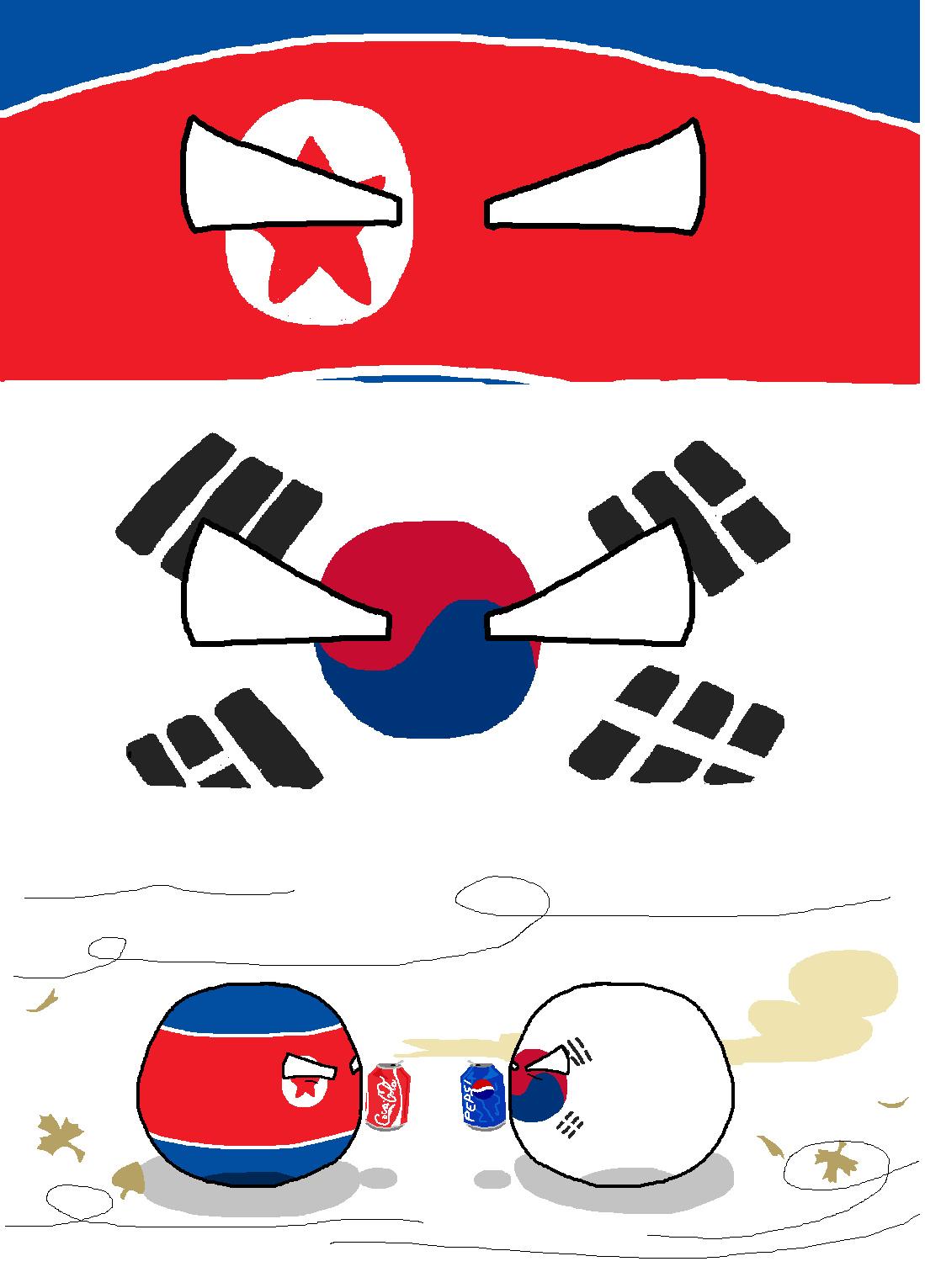 Pepsi ou coca cola ? - meme