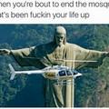 Damn mosquitoes